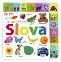 Obrázková kniha - Slova - Dorling Kindersley