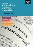 Odůvodnění civilního rozsudku - Pavel Vrcha