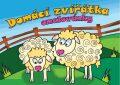 Omalovánky - Domácí zvířátka - Almatyne