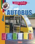 Autobus - Omalovánky + 6 hraček - INFOA