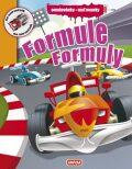 Omalovánky / Maľovanky - Formule / Formuly (CZ/SK vydanie) - INFOA
