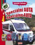 Omalovánky / Maľovanky - Speciální auta / Špeciálne autá (CZ/SK vydanie) - INFOA