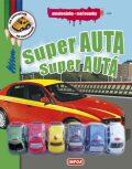 Omalovánky / Maľovanky - Super auta / Super autá (CZ/SK vydanie) - INFOA