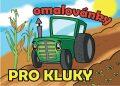 Omalovánky - Pro kluky - Almatyne