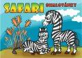 Omalovánky - Safari - Almatyne