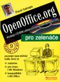 OpenOffice.org pro zelenáče + CD ROM - Pavel Satrapa