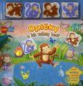Opičky a ich vzácny hosť - Brenda Apsleyová