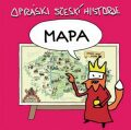 Opráski sčeskí historje - mapa - jaz