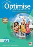 Optimise A2 - Updated Student´s Book Premium Pack - Malcolm Mann