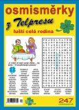 Osmisměrky z Telpersu luští celá rodina 2/2012 - Pavel Mazáč