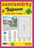 Osmisměrky z Telpersu luští celá rodina 1/2013 - Pavel Mazáč
