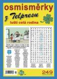 Osmisměrky z Telpresu luští celá rodina 2/18 - 249 osmisměrek - Pavel Mazáč