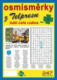 Osmisměrky z Telpresu luští celá rodina 2/19 - Pavel Mazáč