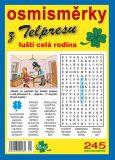 Osmisměrky z Telpresu luští celá rodina 2/20 - 245 osmisměrek - Pavel Mazáč
