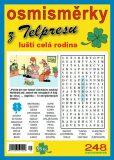 Osmisměrky z Telpresu luští celá rodina 2/2014 - Pavel Mazáč