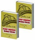 Osudy dobrého vojáka Švejka - komplet 2 knihy (4 díly) - Jaroslav Hašek