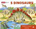 Otevři okénko - S dinosaury - Šamalíková Pavlína