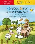 Čteme sami - genetická metoda - Ovečka Nina a jiné pohádky - Jana Burešová