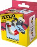 Ovečka Shaun - Pexeso na prázdninách s výukou angličtiny, 36 kartiček v krabičce - Presco Group