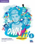 Own it! 1 Teacher´s Book with Digital Resource Pack - Copello Alice
