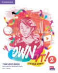 Own it! 2 Teacher´s Book with Digital Resource Pack - Copello Alice