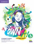 Own it! 3 Student´s Book with Practice Extra - Samantha Lewis, Vincent Daniel