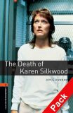 Oxford Bookworms Library 2 Death of Karen Silkwood with Audio Mp3 Pack (New Edition) - Hannam Joyce