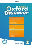 Oxford Discover 2 Teacher´s Pack with Classroom Presentation Tool (2nd) - Ben Wetz