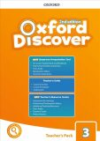 Oxford Discover 3 Teacher´s Pack with Classroom Presentation Tool (2nd) - Ben Wetz