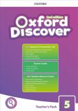 Oxford Discover 5 Teacher´s Pack with Classroom Presentation Tool (2nd) - Ben Wetz