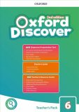 Oxford Discover 6 Teacher´s Pack with Classroom Presentation Tool (2nd) - Ben Wetz