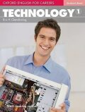 Oxford English for Careers Technology 1 Student´s Book - Eric H. Glendinning