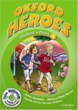 Oxford Heroes 1 Student´s Book with MultiRom Pack - Robb Benne Rebecca
