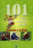 Příroda a zvířata - 101 otázek a odpovědí pro děti - Koniasch Latin Press