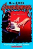 Goosebumps: Piano Lessons Can Be Murder - Christine Scharlau
