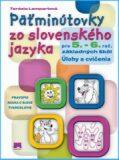 Päťminútovky zo slovenského jazyka pre 5. - 6. roč. základných škôl - Terézia Lampartová