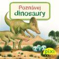 Poznávej dinosaury - Thörner Cordula, ...