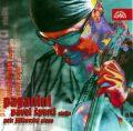 Paganini - Caprice, Sonáta e moll, Le Streghe, Moto perpetuo...- CD - Pavel Šporcl