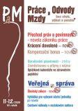 PaM 11-12/2020 Novela zákoníku práce - přechod práv a povinností - Ladislav Jouza