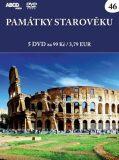 Památky starověku - 5 DVD - neuveden
