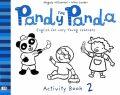 Pandy the Panda - 2 Activity Book - Nina Lauder, Villarroel Magaly