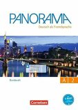 Panorama A2 Kursbuch Gesamtband - Andrea Finster