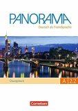 Panorama A2 Kursbuch und Übungsbuch mit Audio-CD - Andrea Finster
