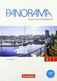 Panorama B1 Kursbuch - Finster Andrea