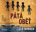 Pátá oběť (audiokniha) - J. D. Barker