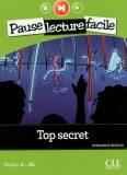 Pause lecture facile 2: Top secret + CD - Dominique Renaud