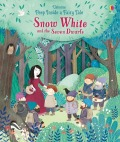 Peep inside a fairy tale: Snow White and the Seven Dwarfs - Anna Milbourneová