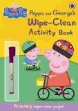 Peppa Pig: Peppa and George´s Wipe-Clean Activity Book - kolektiv autorů