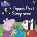 Peppa Pig: Peppa´s First Sleepover Story - Ladybird Books