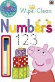 Peppa Pig: Practise With Peppa: Wipe-clean Numbers 123 - kolektiv autorů